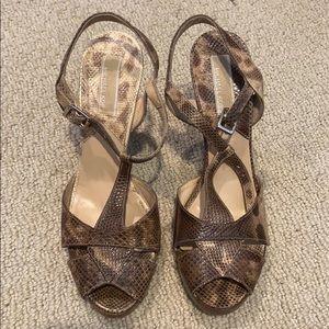 Michael kors sandal l8.5 r8